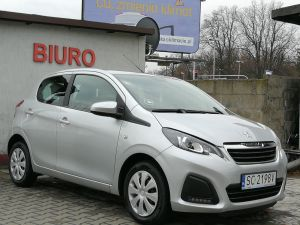 PEUGEOT 108 1.0 benzyna