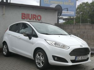 FORD FIESTA  1.2 benzyna